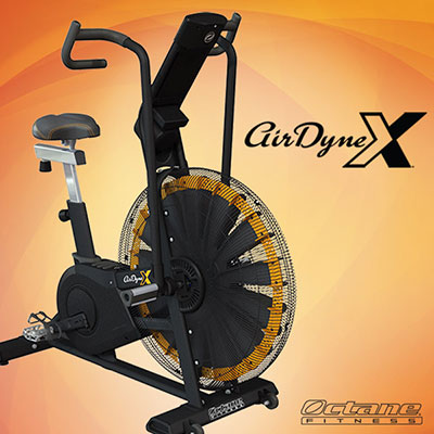 Expert Leisure | Win A Free AirDyneX Bike for your Club