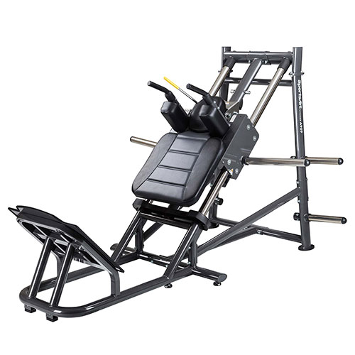 Gym Equipment Experts: Plate Loaded Gym Equipment